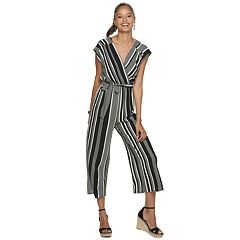 d0318c7b27f Juniors  Almost Famous Drop Shoulder Belted Wrap Jumpsuit