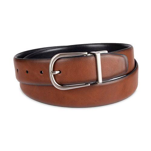 Men's Croft & Barrow® Reversible Dress Belt