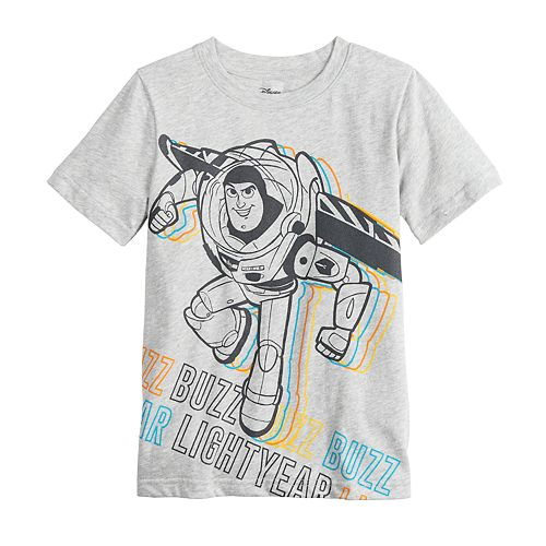 Disney / Pixar Toy Story Boys 4-12 Buzz Lightyear Graphic Tee by Jumping Beans®