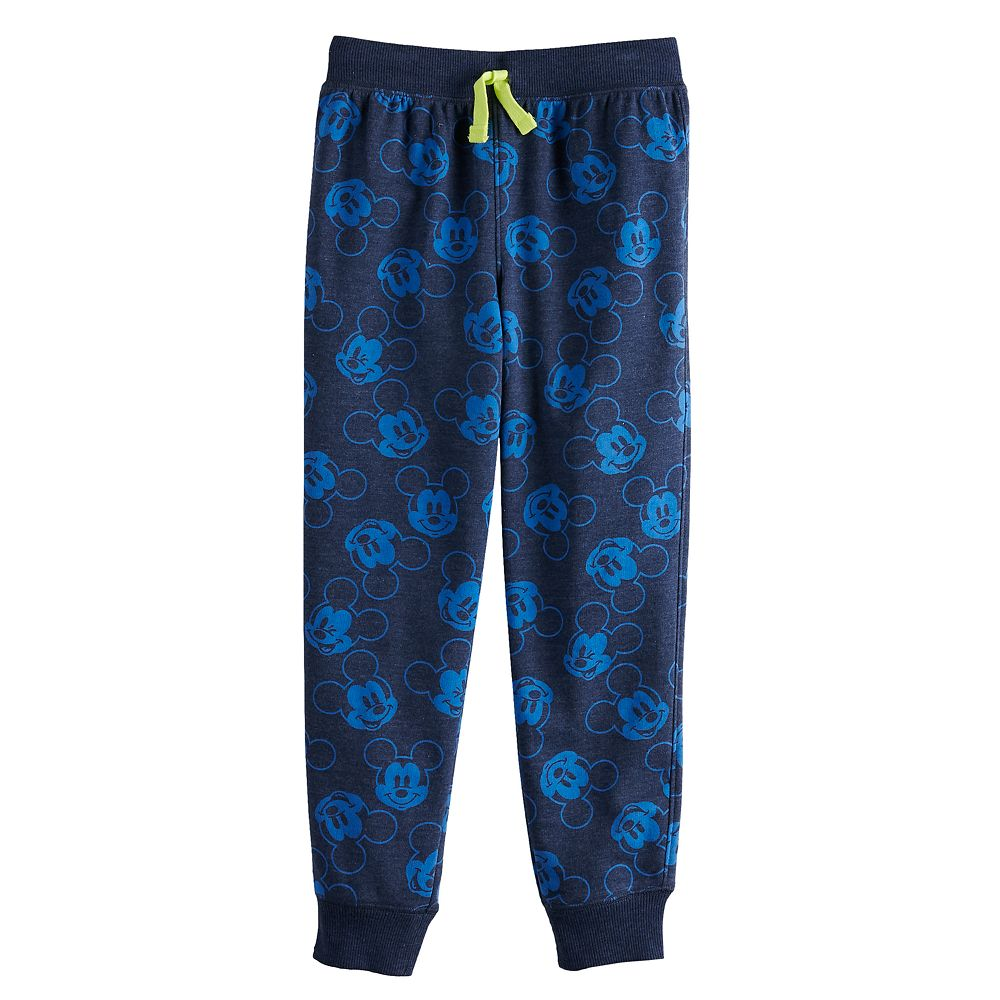 Boys 4-12 Disney's Mickey Mouse Comfy Pajama Pants by Jumping Beans®