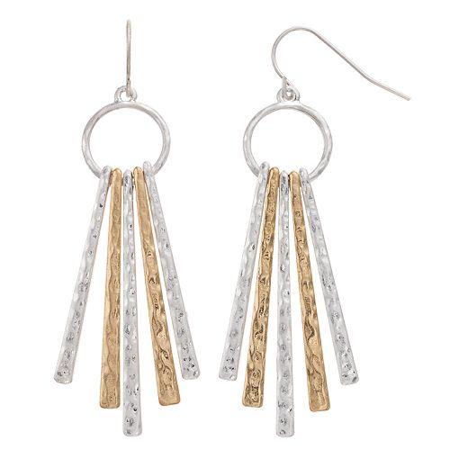 SONOMA Goods for Life™ Dangling Bars Drop Earrings