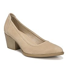 SOUL Naturalizer Sofie Women's Leather Heels