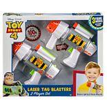 Disney / Pixar Toy Story 4 Laser Tag Blasters