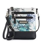 Stone & Co. Floral 3-in-1 Crossbody Bag