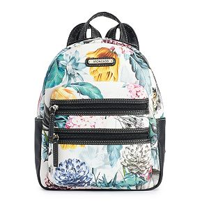 Stone & Co. Floral Mini Backpack