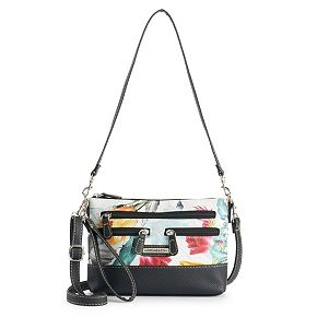 Stone & Co. Floral 4-In-1 Crossbody Bag
