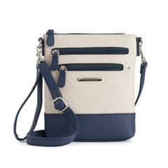 Stone & Co. 3-In-1 Leather Bag
