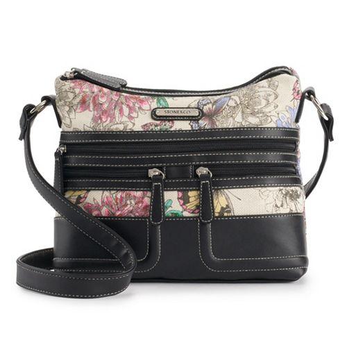 Stone & Co. Irene Floral Hobo Bag