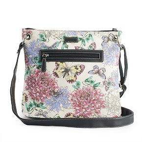 Stone & Co. Floral Super Crossbody Bag