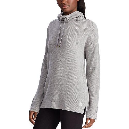 Women's Chaps Cowlneck Dolman Sweatshirt