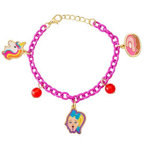 Jojo Siwa Charm Bracelet