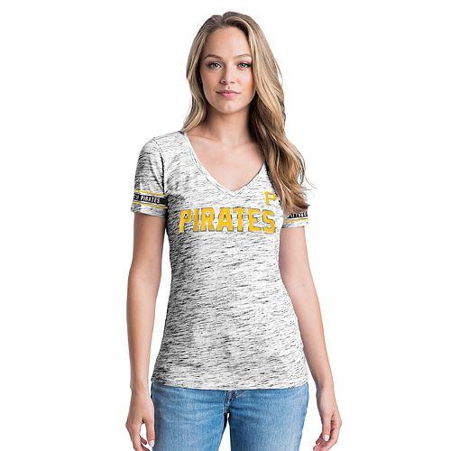 Women's New Era Pittsburgh Pirates Tee