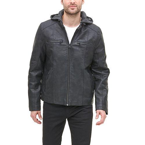 Men's Levi's® Hooded Racer Jacket