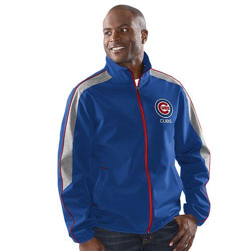 Men's Chicago Cubs Frequency Full Zip Jacket
