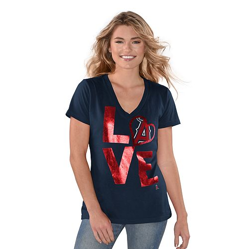 Women's Los Angeles Angels of Anaheim Game On Tee
