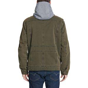 Men's Levi's® Hooded Military Trucker Jacket