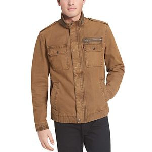 Men's Levi's® Stand Collar Military Jacket