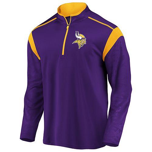Men's Minnesota Vikings Defender Pullover