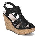 Fergalicious Kenzie Women's Wedge Sandals