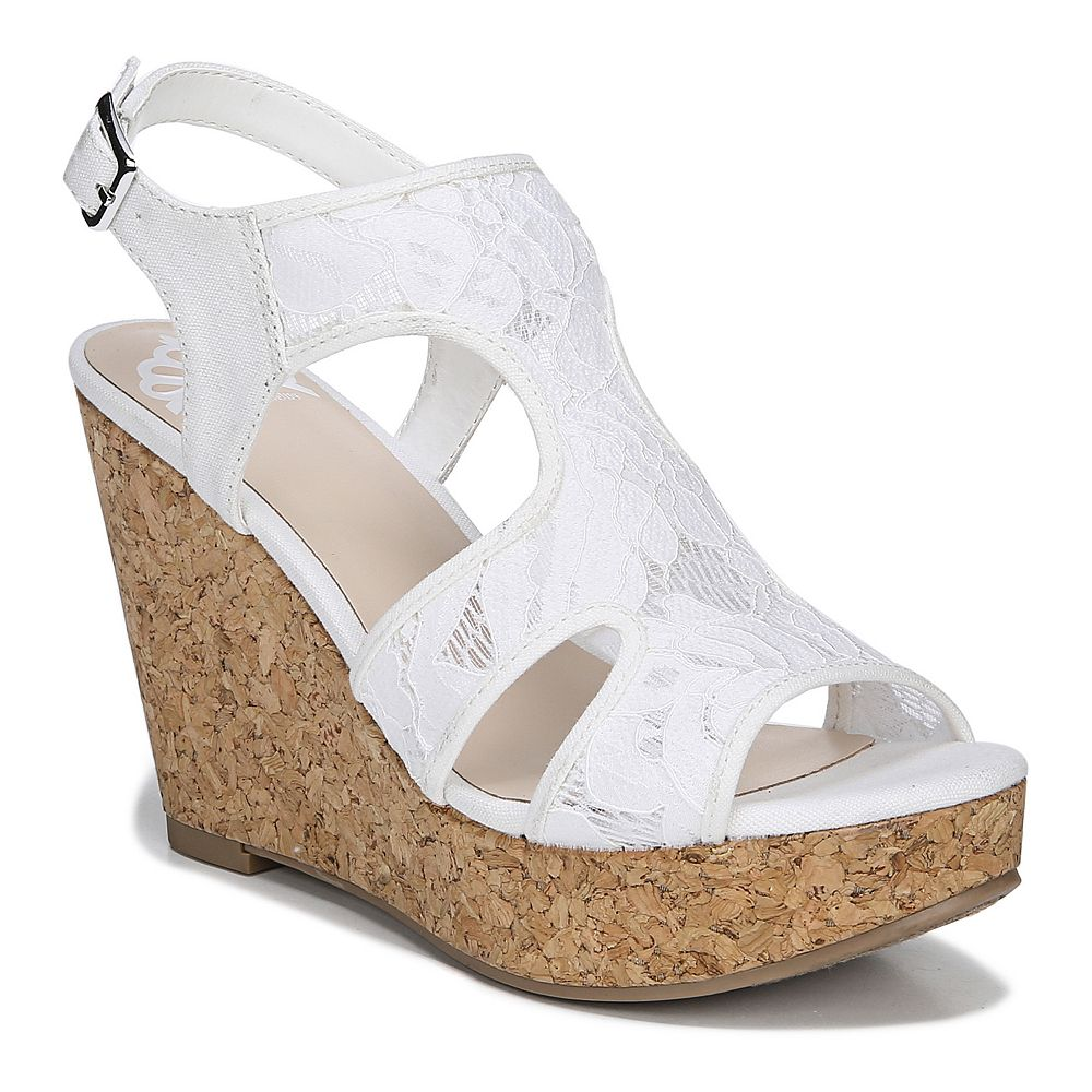 Fergalicious Kenzie Women's Wedge Sandals