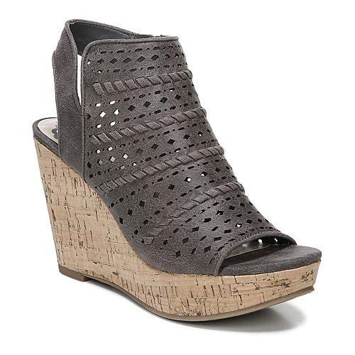 Fergalicious Kortey Women's Wedge Sandals