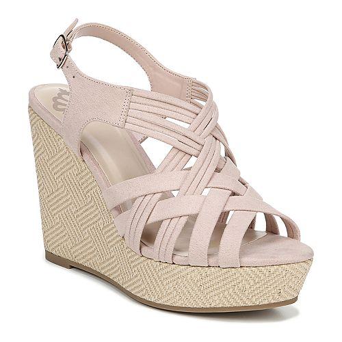 Fergalicious Marilyn Women's Wedge Sandals