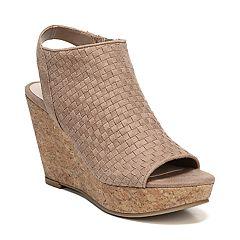 Fergalicious Rasta Women's Wedge Sandals