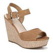 Fergalicious Viola Women's Wedge Sandals