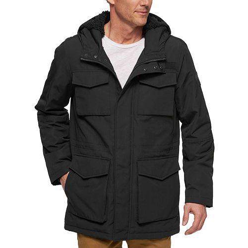 Men's Levi's Sherpa-Lined Hooded Parka