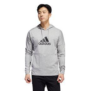 Big & Tall adidas BTS Jersey Pullover Hoodie