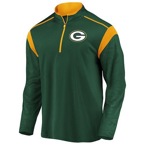 Men's Green Bay Packers Defender Pullover