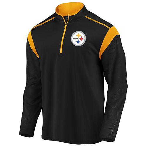 Men's Pittsburgh Steelers Defender Pullover