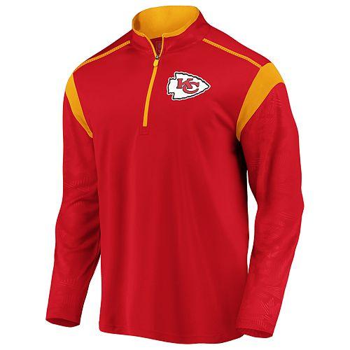 Men's Kansas City Chiefs Defender Pullover
