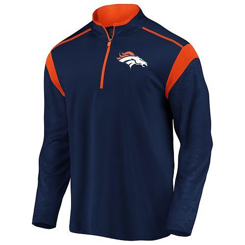 Men's Denver Broncos Defender Pullover