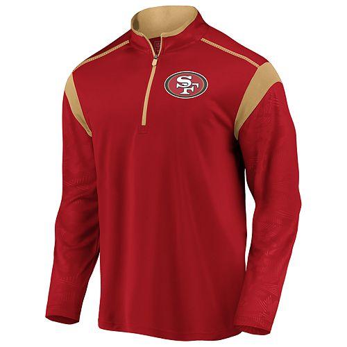 Men's San Francisco 49ers Defender Pullover