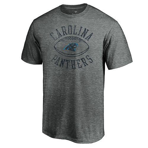 Men's Carolina Panthers Retro Football Tee