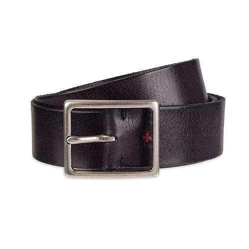 Men's damen + hastings Leather Jeans Belt