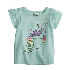 60d085680 Girls T-Shirts Baby Tops & Tees - Tops, Clothing | Kohl's