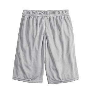 Boys 8-20 Tek Gear® Mesh Training Shorts in Regular & Husky