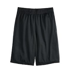 Boys 8-20 Tek Gear® Mesh Training Shorts in Regular & Husky