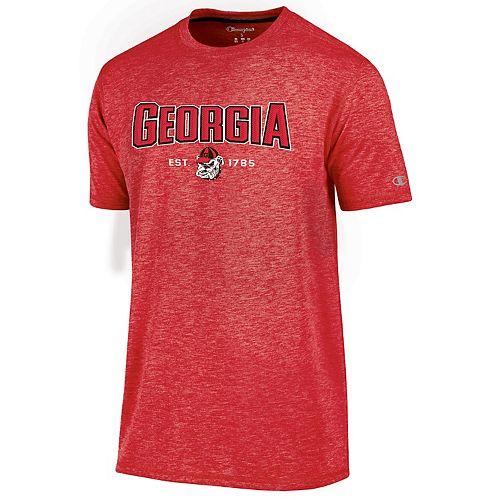 Men's Champion Georgia Bulldogs Touchback Tee