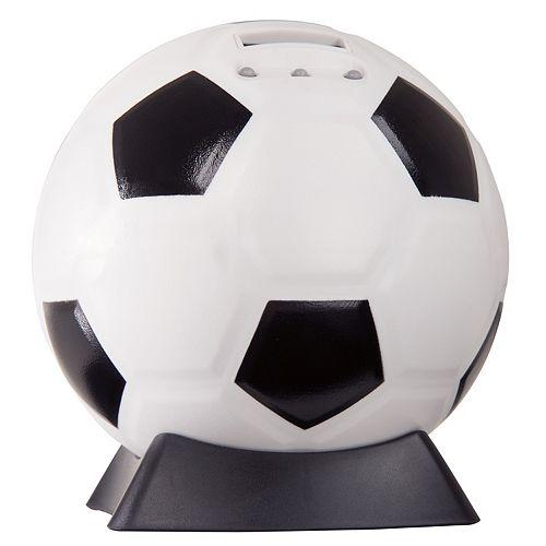 Hey! Play! Digital Soccer Ball Coin Counter Bank