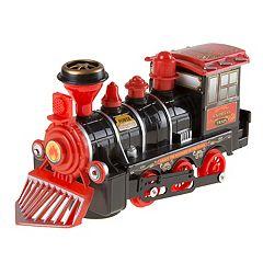 Hey! Play! Toy Train Locomotive Engine Car