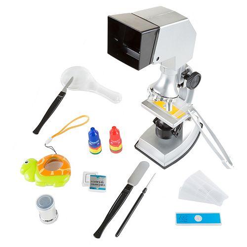 Hey! Play! Microscope