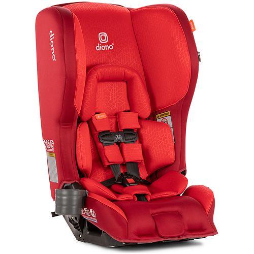 Diono Rainier 2AX Convertible Yellow Car Seat