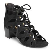 A2 by Aerosoles Middle Name Women's Block Heel Sandals
