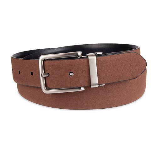 Men's Croft & Barrow® Reversible Belt