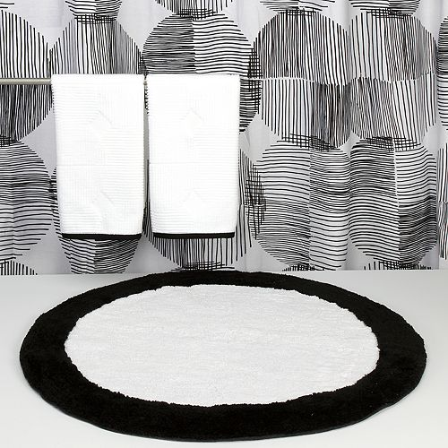 Creative Bath Metro Circles 4-piece Bath Set