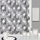 Creative Bath Metro Circles Shower Curtain