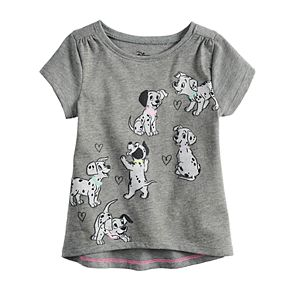 Disney's 101 Dalmatians Baby Girl Graphic Tee by Jumping Beans®